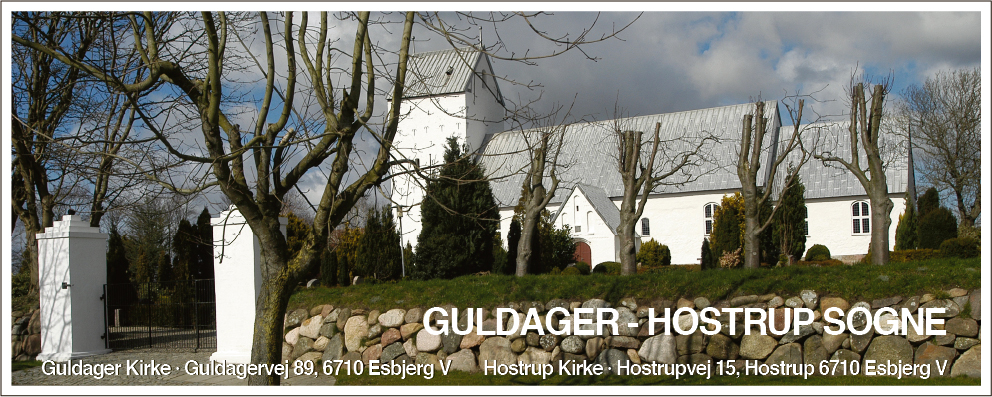 Guldager Kirke APR 11 hjemmeside