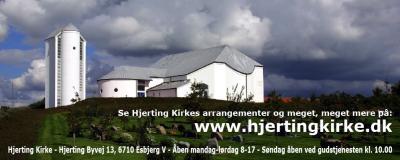 Hjerting Kirke hjemmeside