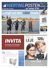 Hjerting Posten 201508 forside
