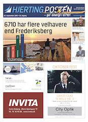 Hjerting Posten 201509 forside