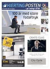 Hjerting Posten 201511 forside