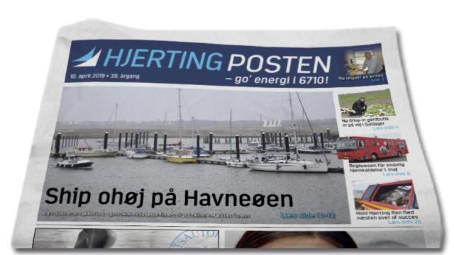 efacb4bb Hjerting Posten | Hjerting Posten