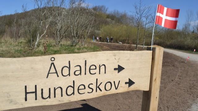 Hundeskov Ådalen indvielse 02