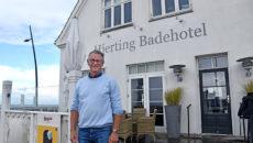 PL Hotels A/S, som Peter Petersen er en af inderhaver af, har overtaget Fanø Krogaard og har store planer for stedet.