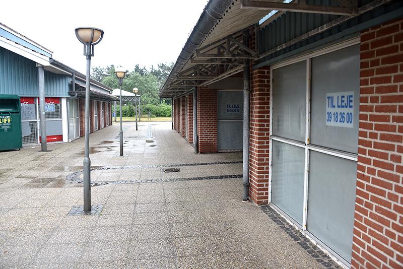 Sønderris Center